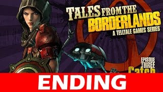 Tales from the Borderlands Episode 3 Walkthrough Ending Full No Commentary PC Gameplay Catch a Ride