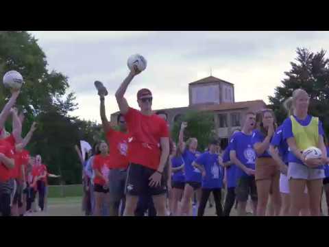 World record attempt 2018   Massey University