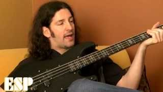 ESP Guitars: Frank Bello (Anthrax) Interview 2012 Part 2/2