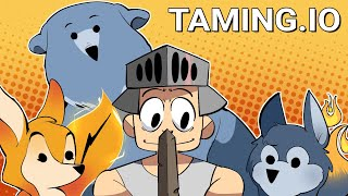 ANIMAIS VIRARAM POKEMONS - Taming.io