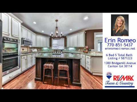 Home For Sale - 1380 Bridgemill Avenue, Canton, GA