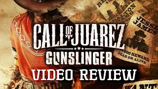 Call of Juarez: Gunslinger PC Game Review – It's High Noon…