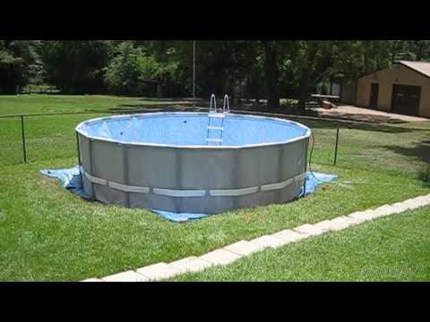 Pool Setup - VLog 163, 06/17-22/2013