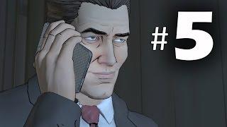 Batman The Telltale Series Episode 2 - Part 5 Gameplay Walkthrough