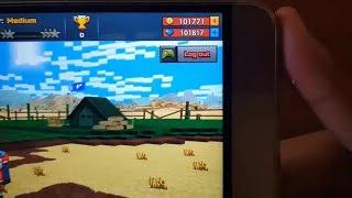 Pixel Gun 3d Hack - Pixel Gun 3d Free Coins & Gems - IOS & Android