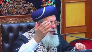 הספד הרב עובדיה יוסף - הרב עמאר