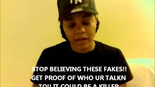 Young M.A proof vid (FXCK THE FAKES)