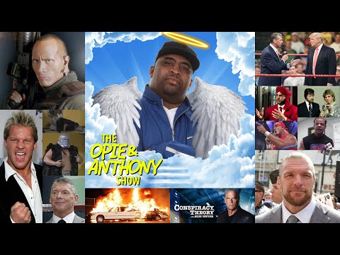 Opie & Anthony - Patrice O'Neal Discussing Pro Wrestling