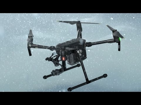 DJI – Introducing the Matrice 200 Series (Extended Version)