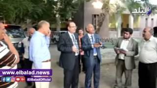 محافظ بني سويف يتفقد الخدمات والمرافق بقرية أبو صير.. فيديو وصور