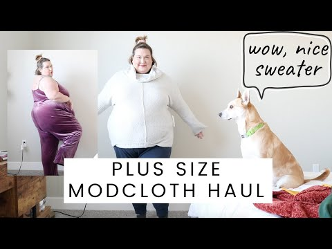 I GOT SWEATERS!!! Plus size try on haul