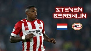 Steven Bergwijn 2018-2019 - Pure Talent - Crazy Skills Show - PSV