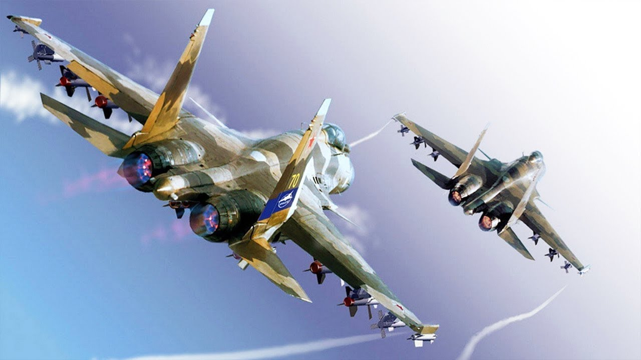 Can Russia's Sukhoi Su-35 Flanker-E Beat the F-35 ?
