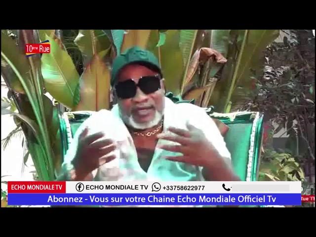 KOFFI OLOMIDE SORT DE SILENCE AFFAIRE COLLATION CACH FCC+VITAL KAMERHE NA MUKUNA