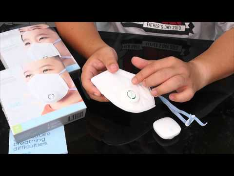 Air+ Smart Mask 'Unmasking' and Review
