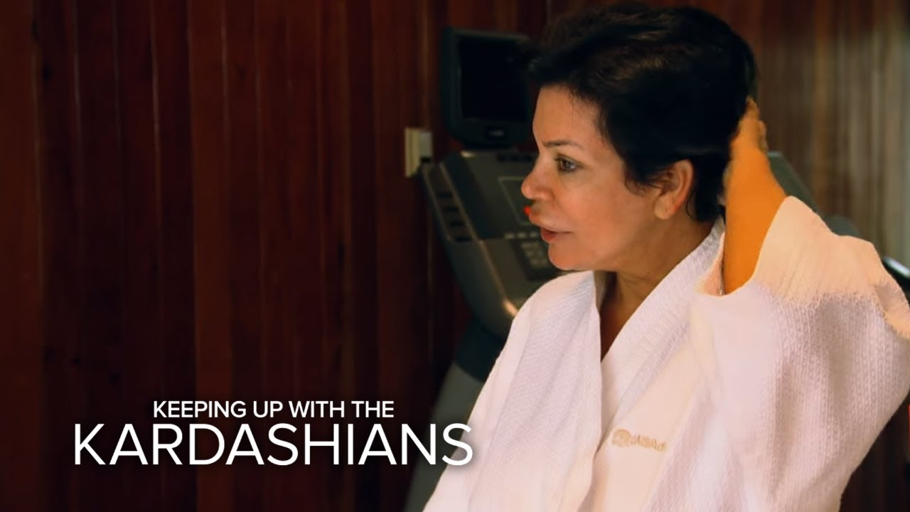 Kris' Vacation Disaster | Keeping Up With the Kardashians ...