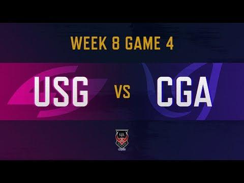 USG vs CGA|LJL 2019 Spring Split Week 8 Game 4