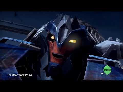 Transformers Prime (TFP):Bulkhead Vs Cylas Türkçe Dublaj 1080P