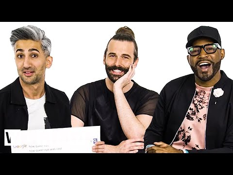 Queer Eye Cast Answer the Web's Most Searched Questions | WIRED