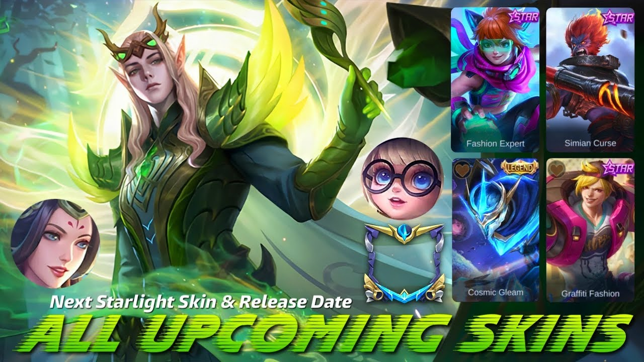 mobile legends all upcoming skin 2020 - june starlight