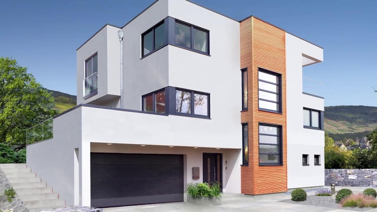 bauen und wohnen im fertighaus von streif baumeister