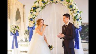 Обложка Невеста поёт Очень красивое свадебное ДА 8 08 15