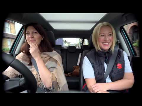 Suzuki Saturdays with Ant and Dec – Suzuki Vitara Chat Nav