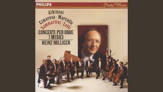 Cimarosa: Oboe Concerto in C - 1. Introduzione (Larghetto)