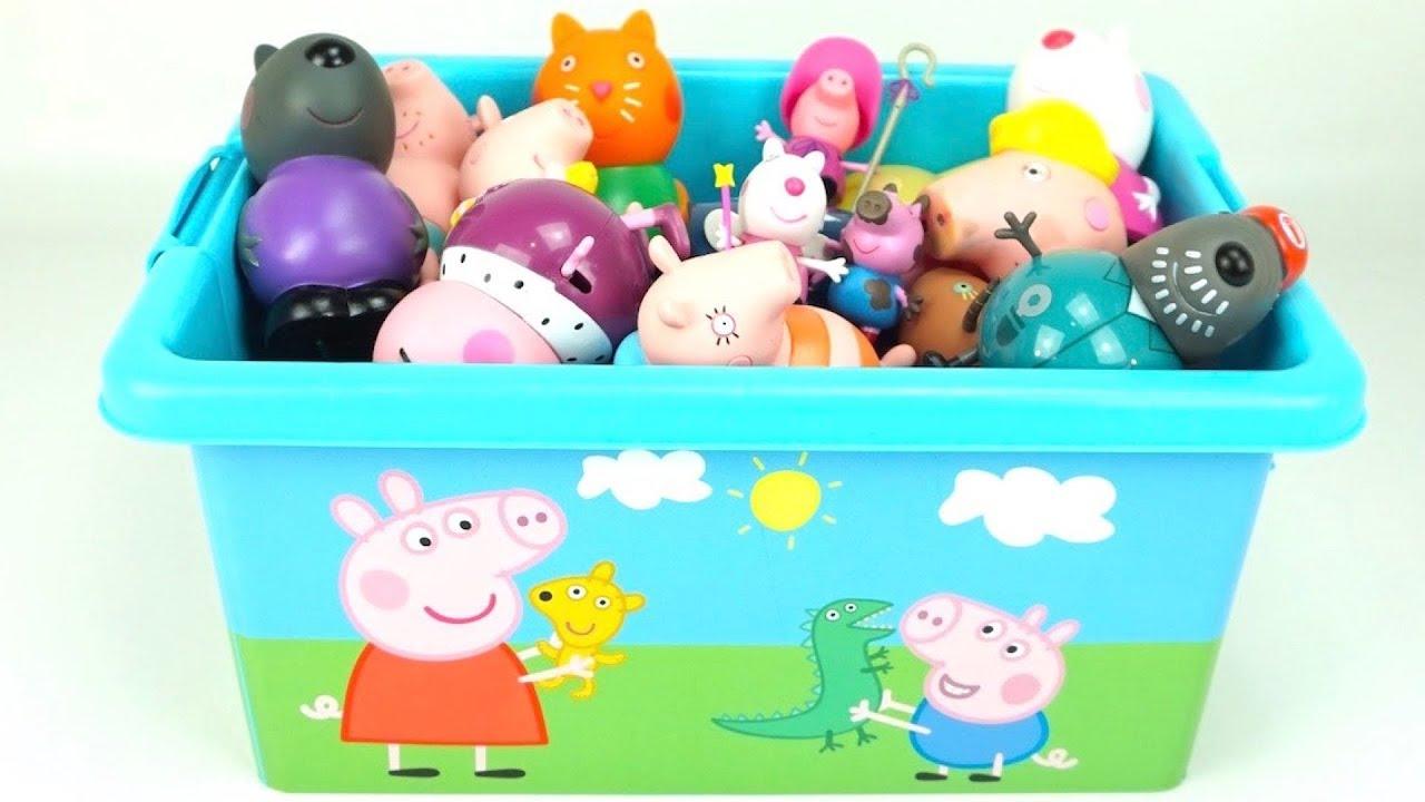 игрушки пеппа картинки