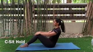 Stretching tips for your Core & Abs during the MCO