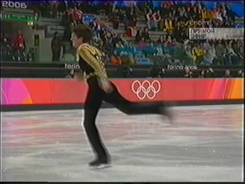 2006 Men Evan Lysacek SP
