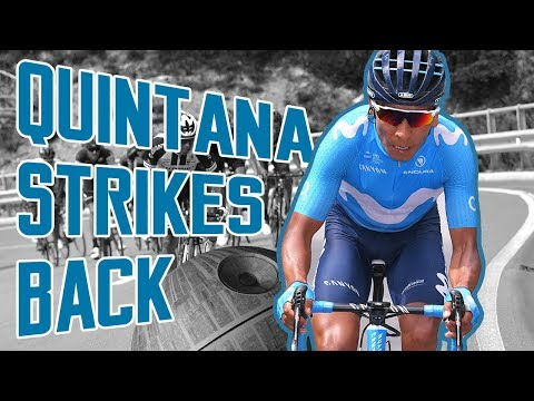 2018 Tour de Suisse Stage 7 Recap Show | Quintana Strikes Back