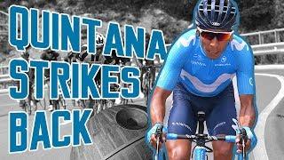 2018 Tour de Suisse Stage 7 Recap Show | Quintana Strikes Back