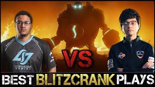 Blitzcrank Montage [Battle]: Aphromoo vs Madlife
