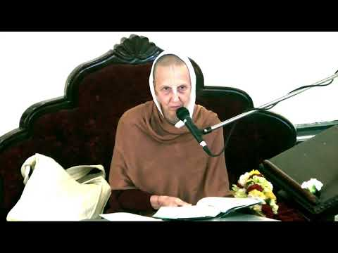 Devaki Mataji - Devotee Care Part 2 - 5-19-18