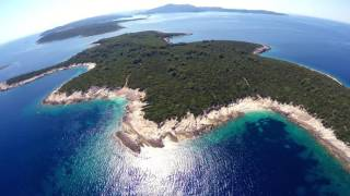 Proizd | Vela Luka | Korčula | Adriatic Sea | Hrvatska | Croatia | 4K | Aerial video(, 2016-07-19T10:58:10.000Z)