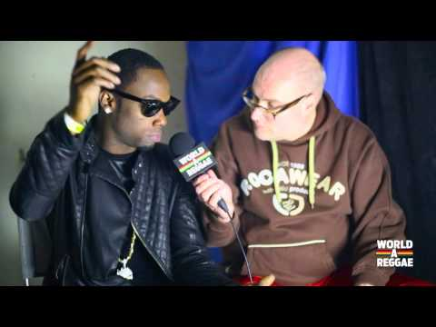 Interview with Stylo G at Smile! Festival Antwerp 2013