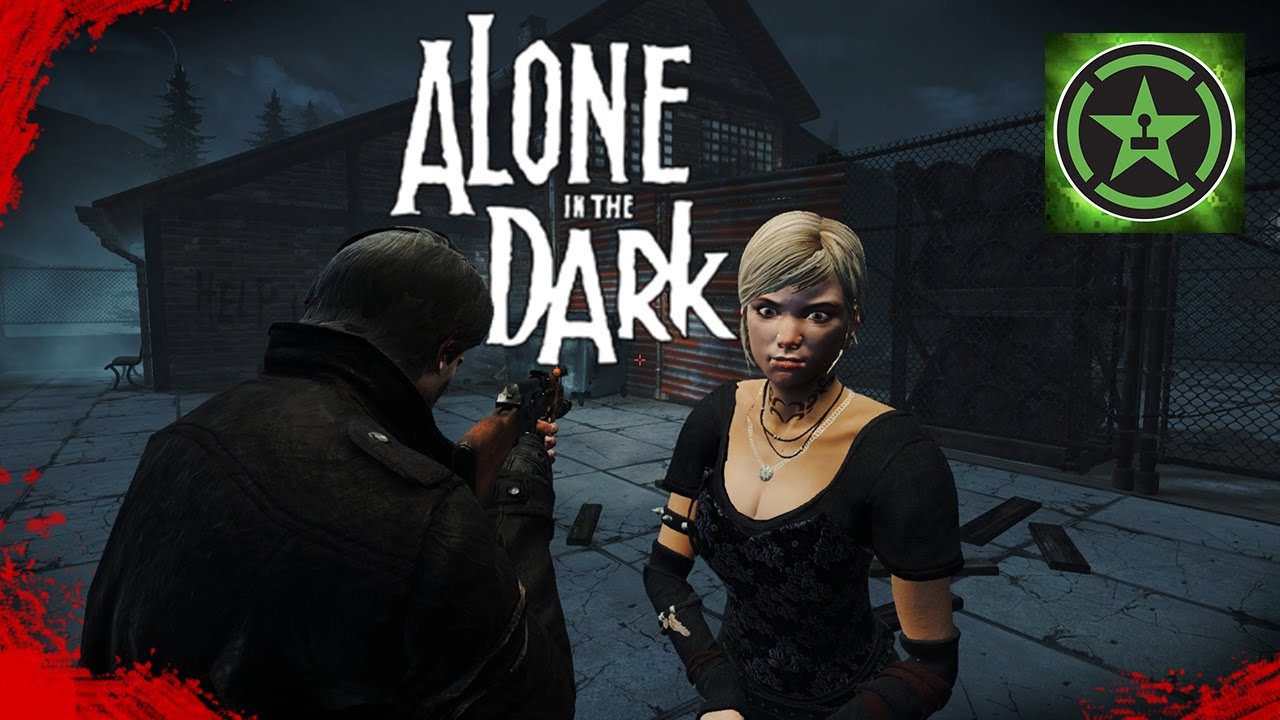 Let S Play Alone In The Dark Illumination Youtube