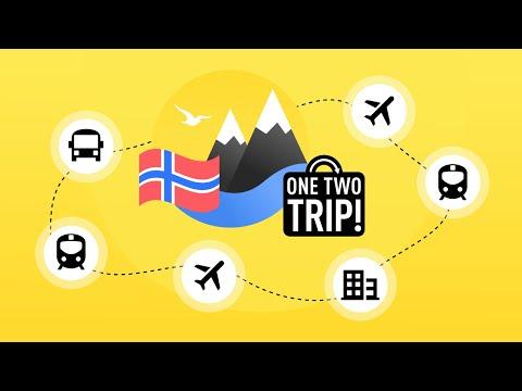 Как добраться до норвегии из спб