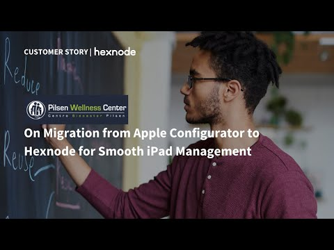 Latino Youth High School's story of migration from Apple Configurator to Hexnode for iPad management