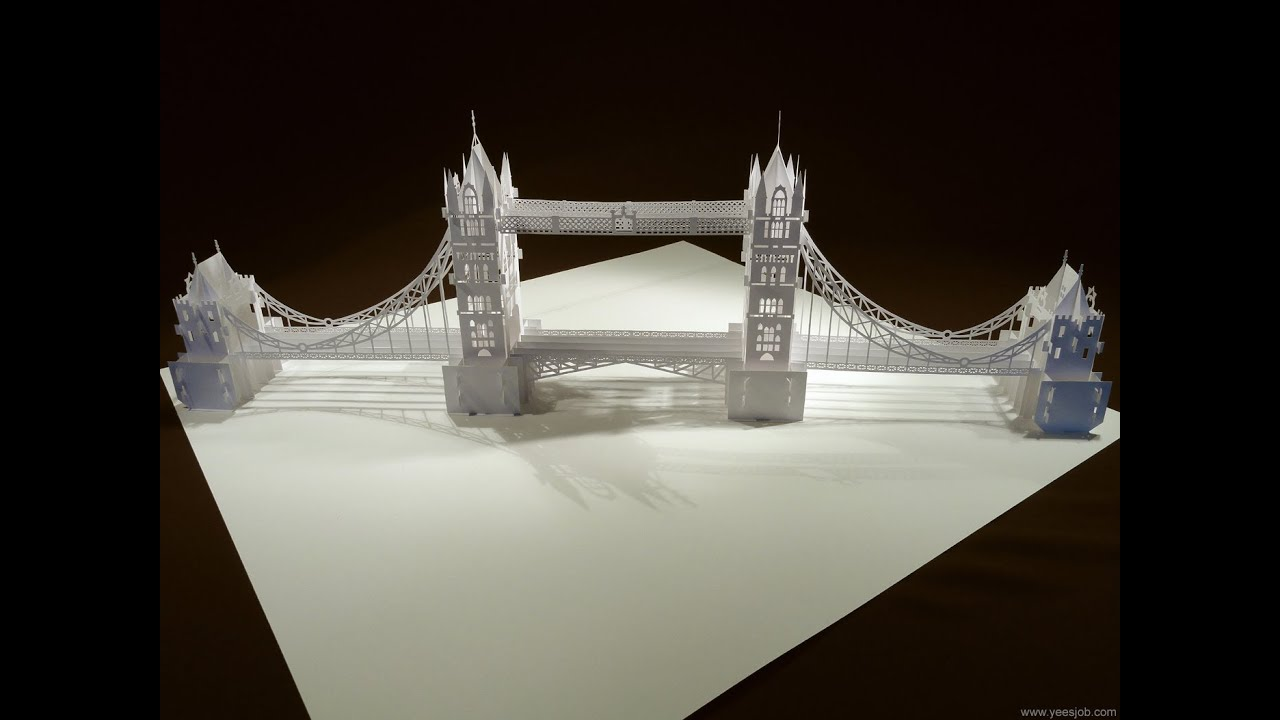 Architectural Model Making London Mike Fairbrass interview