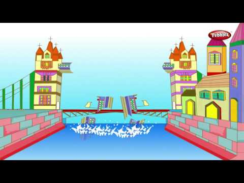 London Bridge is Falling Down Rhyme in Gujarati     Gujarati Rhymes For Kids