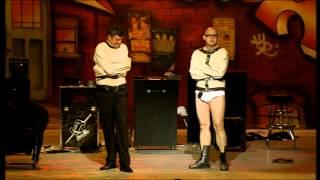 Joe Pasquale - Syncronised Straight Jacket Escape