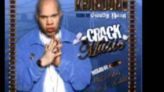 Krondon - Back on the block, Steady gang keep the sound in your neck,ya dig)