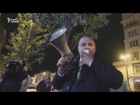 """Как первым в Москве купить новый IPhone. Фильм """"Стоять до конца"""""""