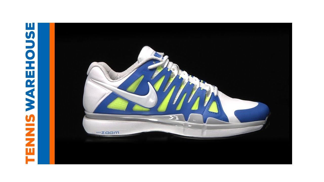 Nike Vapor 9 Tour Shoe Review - YouTube