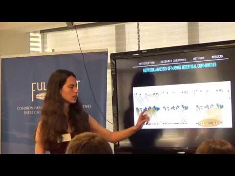 Mara Freilich - Network structure of marine communities in a productivity hotspot