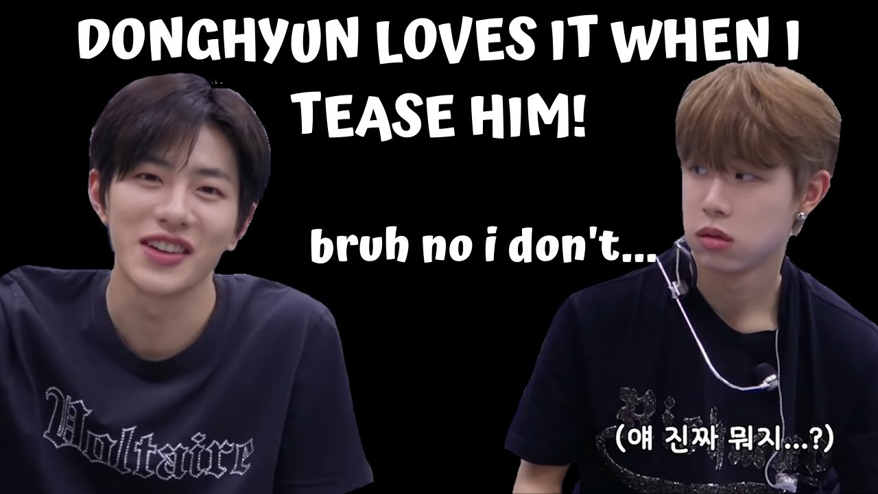 Choi Bomin embarassing his hyungs pt 3