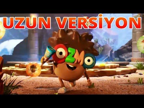 Ozmo Reklamı Uzun Versiyon - Yepyeni Ozmo Cornet Çılgın Kapaklar Ile Oyuna Hazır Mısınız?