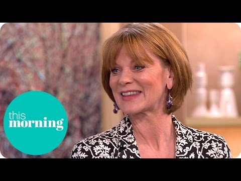 Samantha Bond On Home Fires' Success  This Morning